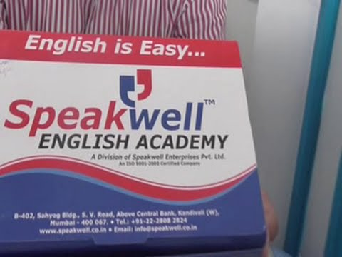 Speak In English Book