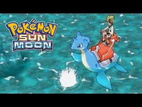 I GOT A LAPRAS!!! [Ep. 12] | Pokémon Sun And Moon