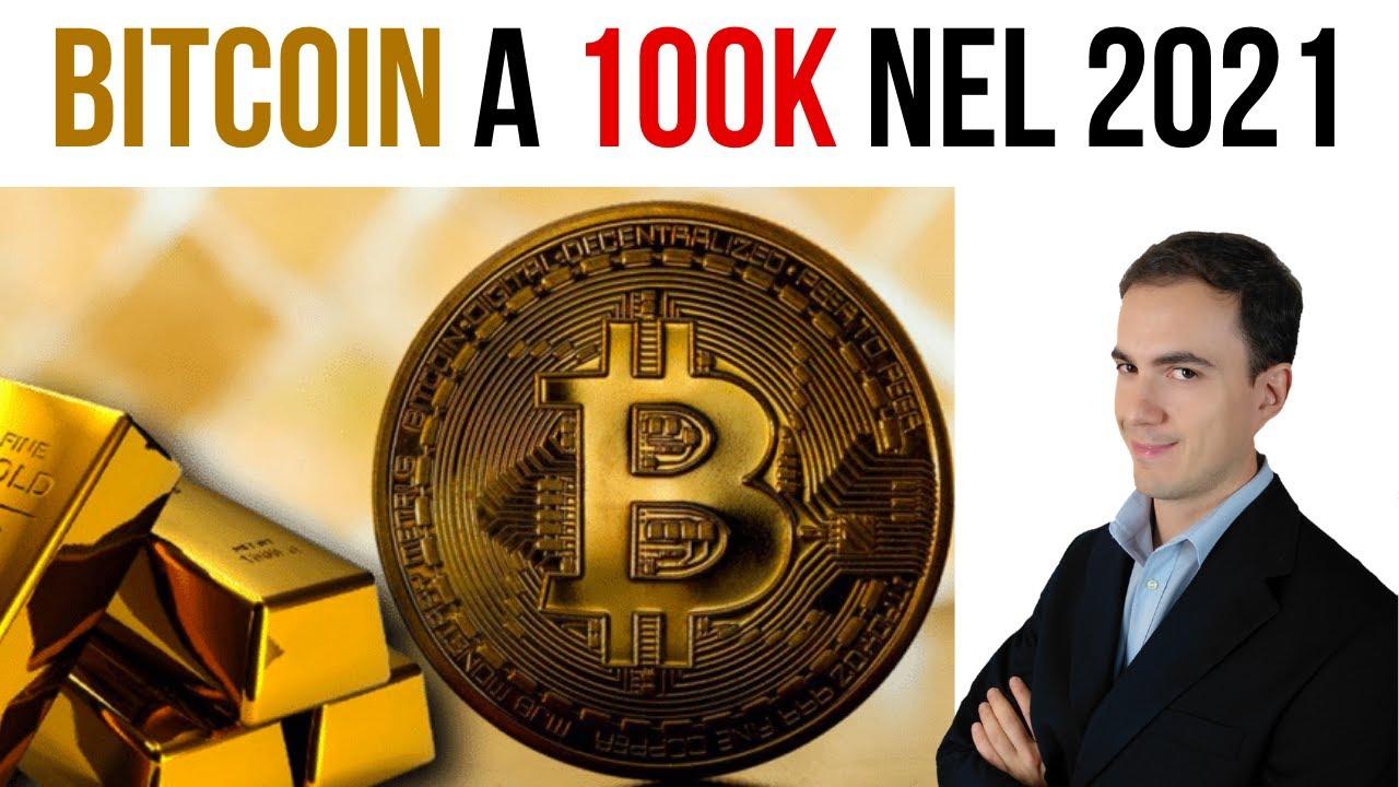 valore bitcoin nel 2021)
