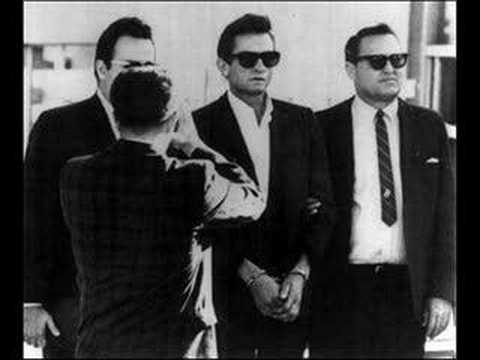 Johnny Cash - I'm Free From The Chain Gang Now