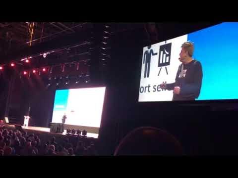 Patrick Byrne tZero - Medici presentation at the Miami Bitcoin Confernce