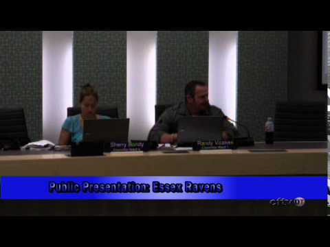 Essex Council 2014 08 11 Part 1