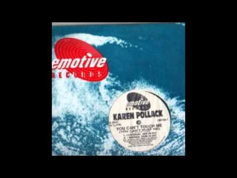 Karen Pollack   You Can't Touch Me You Can't Hurt Me Gospel Hurt Mix