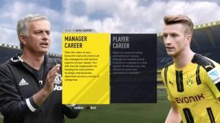 الفيفا 17 التعليمي-كيفية استخدام الخاص بك التي أنشئت لاعب في الوضع الوظيفي (HD)