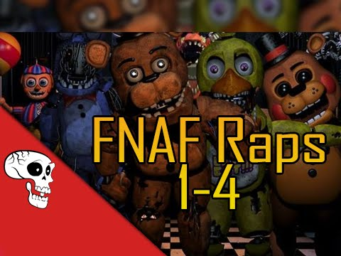 Five Nights at Freddys Raps 14  JT Music