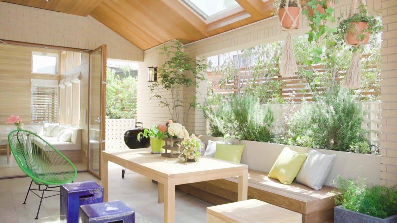 Memanfaatkan Area Lantai / Dinding / Atap Sebagai Taman ...