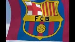 F.c. barcelona  hymna  ! aubi -