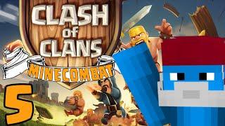 CLASH OF CLANS nel Minecombat: TIER 3 #05