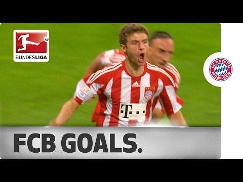 Best Bayern München Goals - Viewer Requests