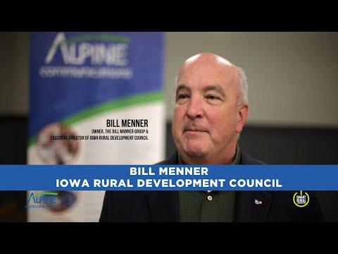 Bill Menner, Iowa Rural Development Council