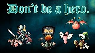Moon: The Anti-RPG (Nintendo Switch) - Thane Gaming