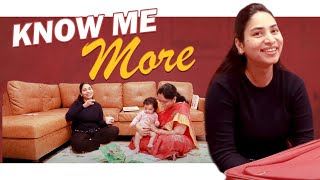 Family Vlog   Know more about me   Telugu Vlogs in USA