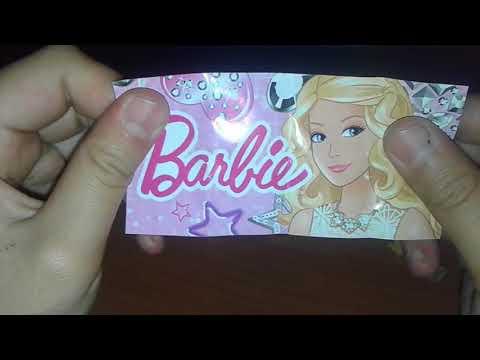 OREO-KINDER Barbie.РАСПАКОВКА