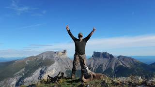"""EPIC 39 DAY STONE SHEEP HUNT! """"On the trail of Chadwick"""""""