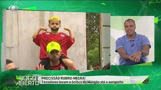 Denilson: Torcedor do Flamengo está de parabéns