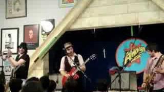 Supergrass-Rebel In You @ Amoeba 7/11/08