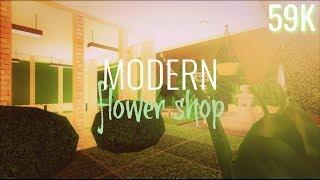 ROBLOX | Bloxburg Flower Shop | 59K