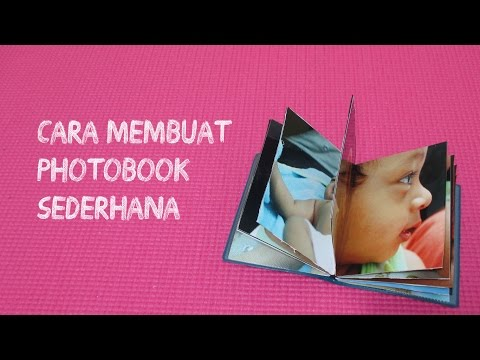 DIY: Membuat Album Foto (Photobook) Sederhana