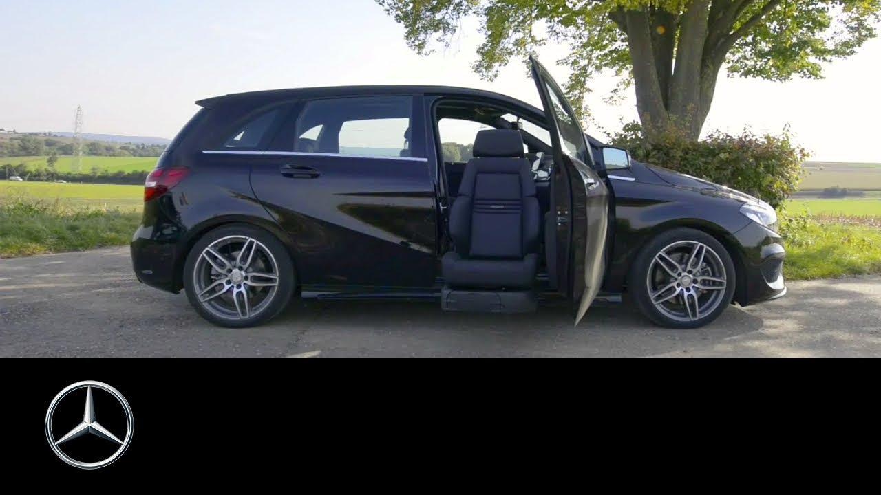 Draaistoel In Auto.Turny Evo Seat Lift Braunability Europe