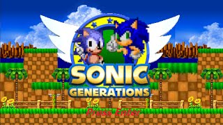 Sonic Generations 2D Demo