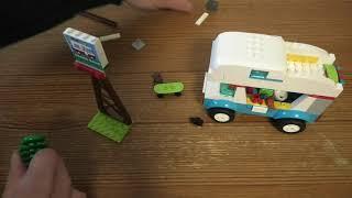 Building Lego Toy Story 4 RV Vacation SET 10769 4K