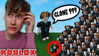 THE SECRET: TRY CLONE 999 COMMAND! Roblox