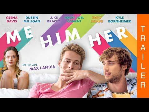 ME HIM HER - Offizieller deutscher Trailer