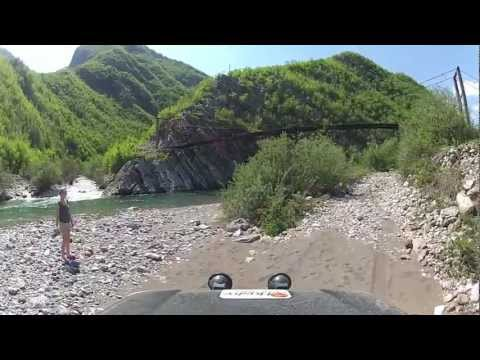 Exploring the Mountains of Albania