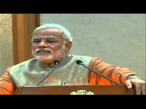 Indian PM Narendra modi Speech Tricolor Revolution In India