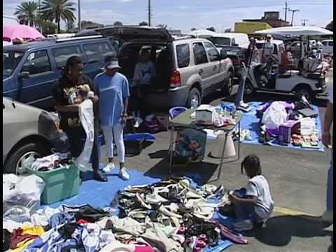 Flea Markets : Documentary on Flea Markets Around America (F