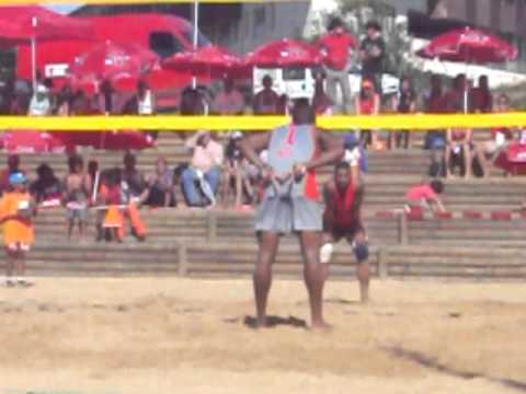 Beach Volley - Nouvelle-Calédonie Vs Tonga Men 2