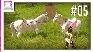 The Unicorn Princess (Part 5) (Horse Game)