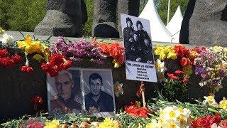 9 Мая День Победы Рига Латвия 2018 4K