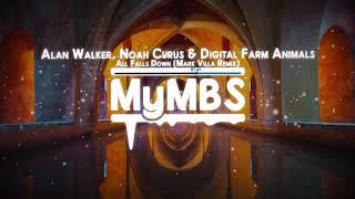 Download Lagu Alan Walker, Noah Cyrus & Digital Farm Animals - All Falls Down (Mark Villa Remix - Clean Edit) Mp3