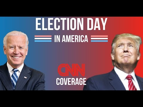 2020 Election Night   Joe Biden vs Donald Trump