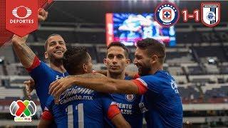 ¡Cruz Azul a semifinales! | Cruz Azul 1 - 1 Querétaro | Cuartos vuelta | Televisa Deportes