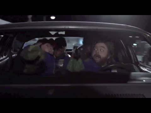 Download Out Cold (2/6) Best Movie Quote - Zach Galifianakis Spinning Car Prank (2001)