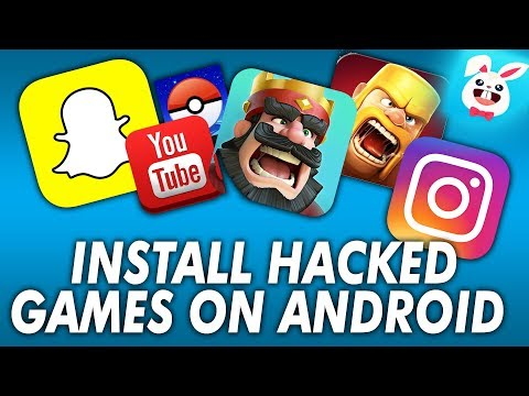 How to install TuTuApp - How to Install Hacked Games and Apps FOR FREE ON ANDROID 2018