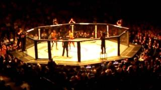 machida jones round 1 ufc 140