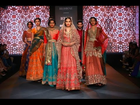 Latest Trends 2016 In Wedding Lehenga For Indian Brides