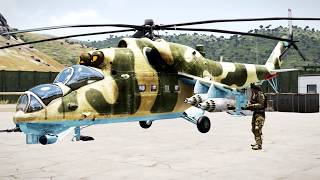 ARMA 3: Get to the Chopper - Helicopters vs Zombies