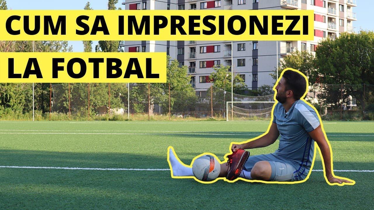 CUM SA IESI IN EVIDENTA LA FOTBAL | CUM SA ATRAGI ATENTIA LA FOTBAL | IMPROVED FOOTBALL
