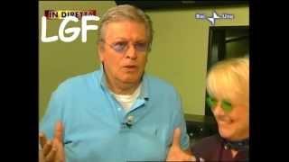 """LORETTA GOGGI E GIANNI BREZZA-INTERVISTA A """" LA VITA IN DIRETTA"""" 2008"""