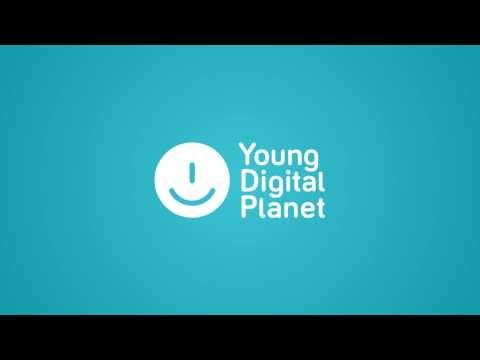 New logo - Young Digital Planet