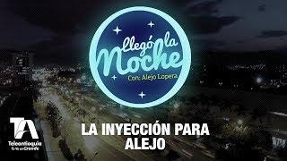 Llegó la Noche, Yanine le aplica una inyección a Alejo Lopera - Teleantioquia thumbnail