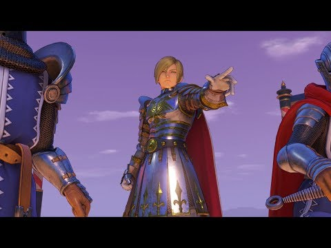 Dragon Quest XI [PS4] Commentary #023, Gondolia: Seen but Not Heard