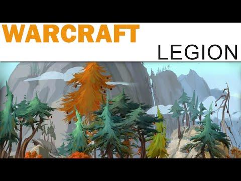 World of WarCraft: Legion Alpha - Highmountain - Huln's War