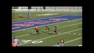 Hardest youth football hits. Hard Hits, Great Runs..Luke Doucet Highlight's; Check this out !!!
