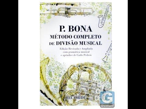 BONA VIDEO - Método Completo para Divisão Musical