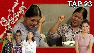 NGƯỜI KẾT NỐI | Tập 23 |  Diễn viên Hồng Trang bật khóc khi ăn bữa cơm mẹ nấu tại Sài Gòn.